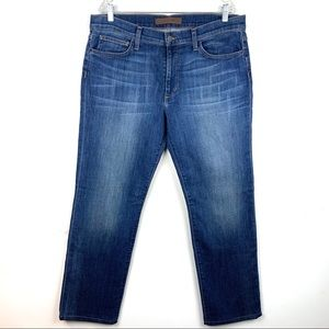 Joe's Jeans Brixton Straight Narrow Dark Blue W36